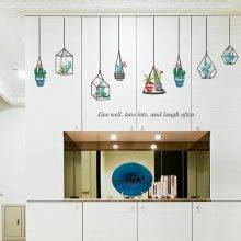 PVC Wall Stickers for Decor Living Room